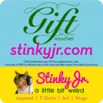 stinkyjr gift certificate